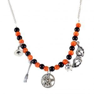 The witching hour bib necklace 593