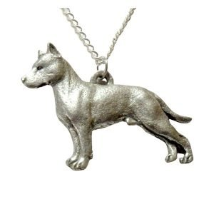 American Staffordshire terrier necklace 625